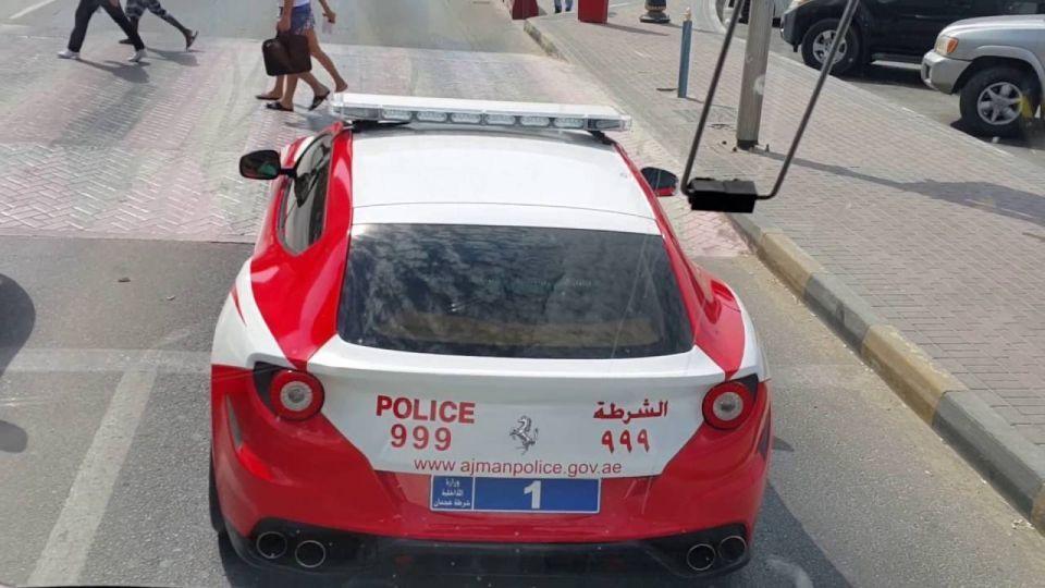 شرطة عجمان تخفض مخالفات المرور 50 %  للسائقين الملتزمين