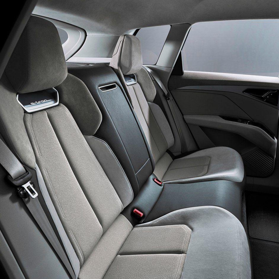 نظرة مُسبقة على سيارة Audi Q4 e-tron التجريبية