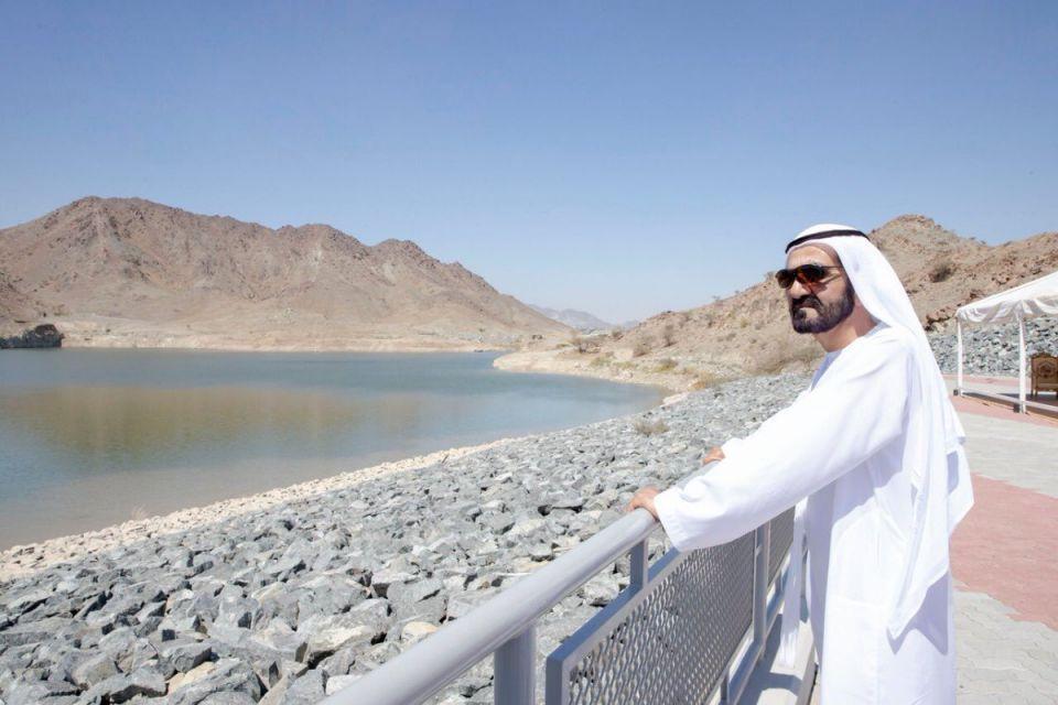 محمد بن راشد يعتمد 5.8 مليار درهم لمشاريع الكهرباء والمياه في المناطق الشمالية