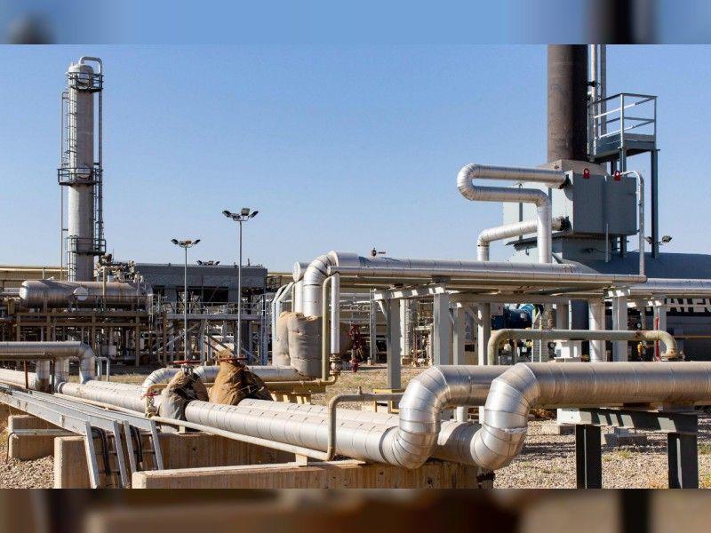 دانة غاز ونفط الهلال تزيدان إنتاج الغاز من حقل كردستان العراق