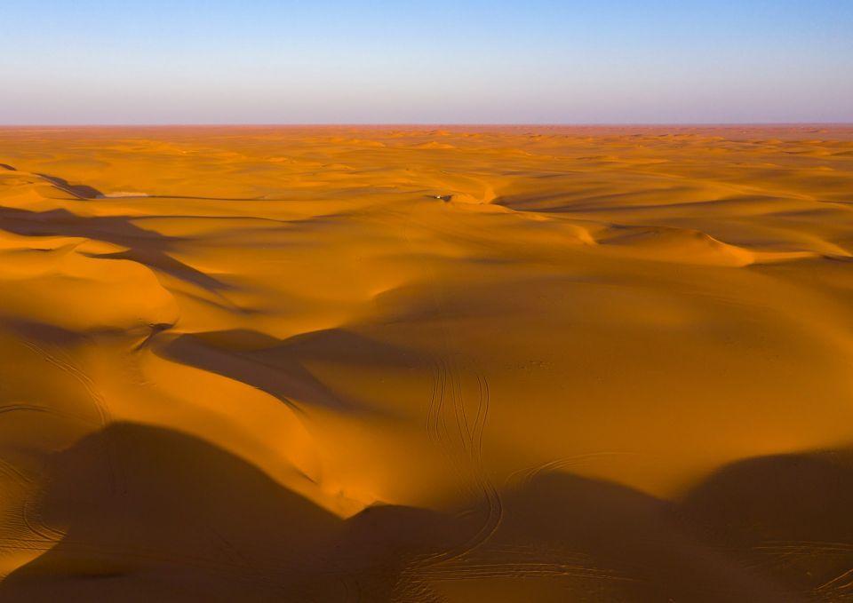مصور فرنسي يكشف جمال الطبيعة العذراء بالسعودية