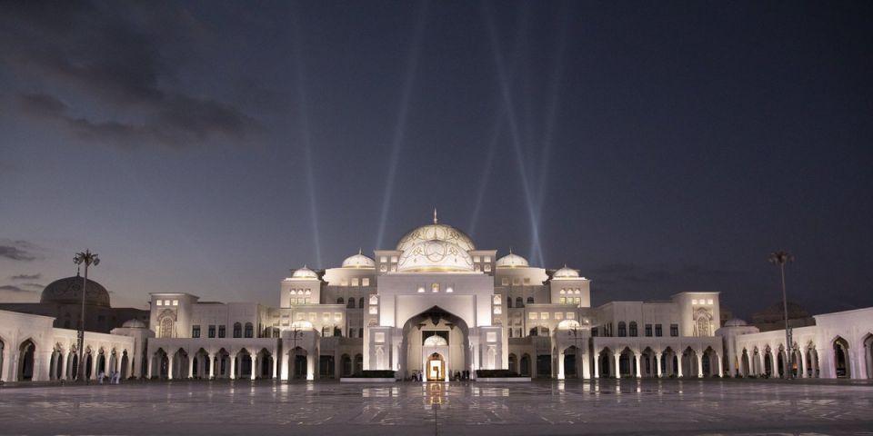 الإمارات تفتح أبواب قصر الوطن في أبوظبي للزوار.. فيديو وصور