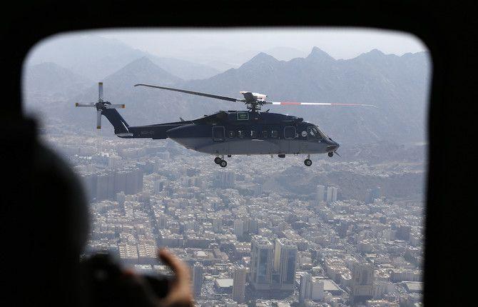 تأسيس أول شركة في السعودية لتشغيل طائرات هليكوبتر