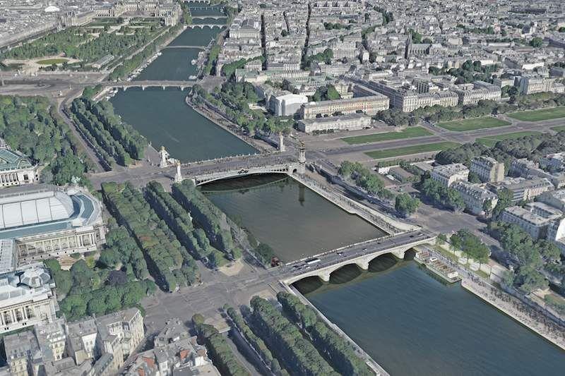 بالصور : افتتاح أول متحف عائم بالعالم في باريس