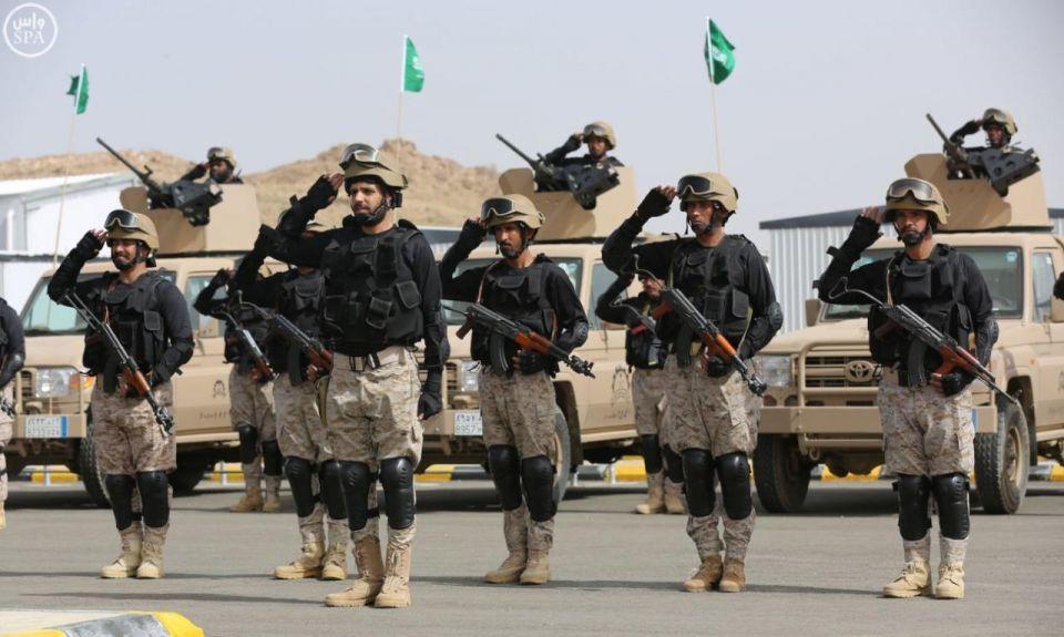 كم عسكري سعودي استفاد من خدمات صندوق التنمية العقارية؟