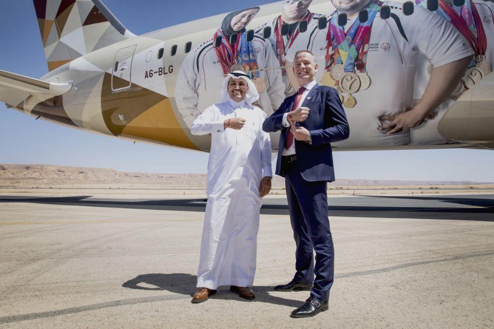 خطط لتوسيع الشراكة بالرمز بين الاتحاد للطيران والخطوط السعودية