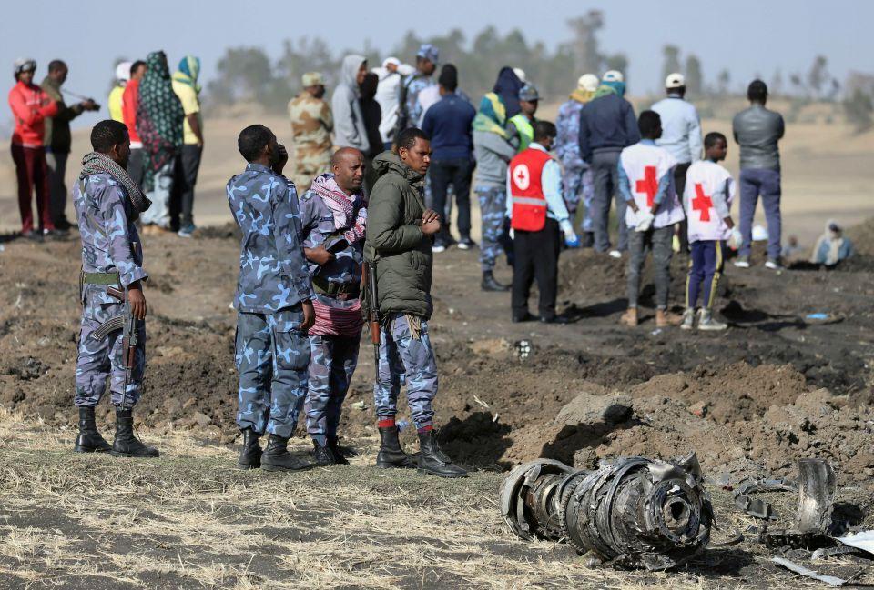 بسبب 6 أكاديميين مصريين على متنها.. بلاغ عن ضلوع الموساد بإسقاط الطائرة الإثيوبية