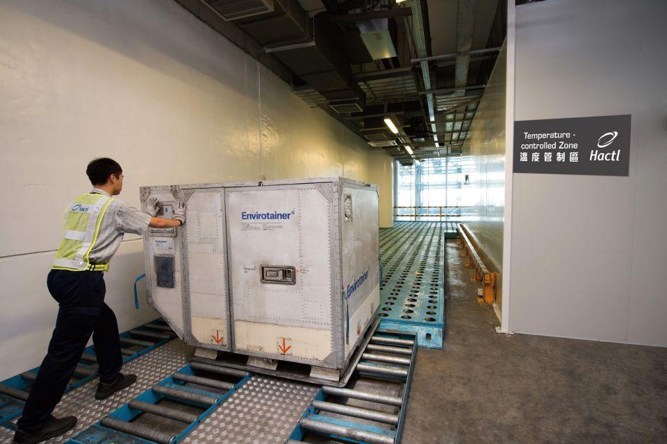 معيار جديد للشحن الجوي للبضائع الطازجة والقابلة للتلف