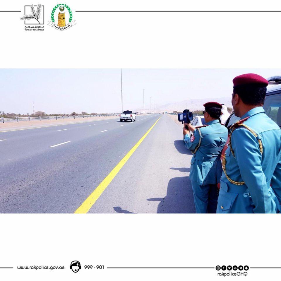 الإمارات: مليون و158 ألف درهم غرامات مرورية بحق سائق شاب