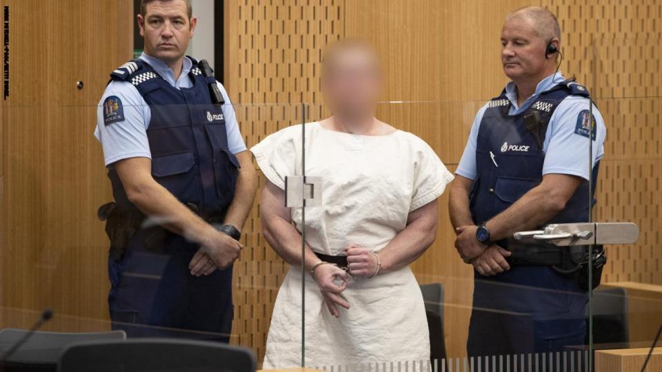 رئيس وزراء نيوزيلندا: تلقينا بيان من إرهابي مجزرة نيوزيلندا قبل 9 دقائق من الهجوم