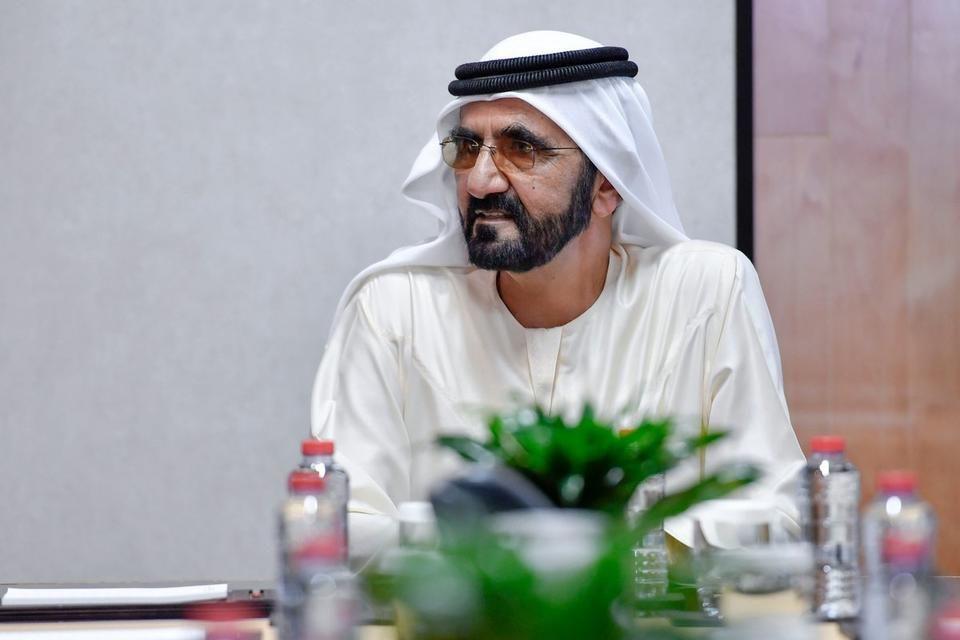 محمد بن راشد يبحث عن صناع الأمل العرب لعام 2019