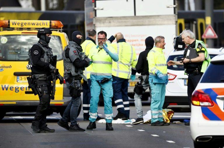 تفاصيل جديدة عن منفذ هجوم أوتريخت في هولندا بعد اعتقاله