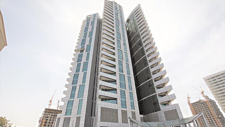 شركة الدار للاستثمار تبيع برجا سكنيا في أبوظبي بـ 289 مليون درهم