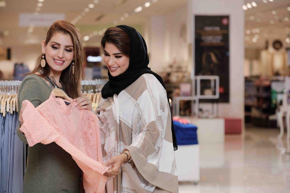 مراكز سيتي سنتر في الإمارات تكشف عن لون خاص احتفالاً بـ «عيد الأم»