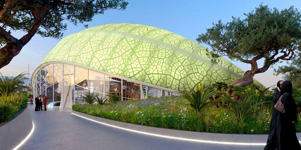 شاهد تصميم جناح أذربيجان في إكسبو دبي 2020