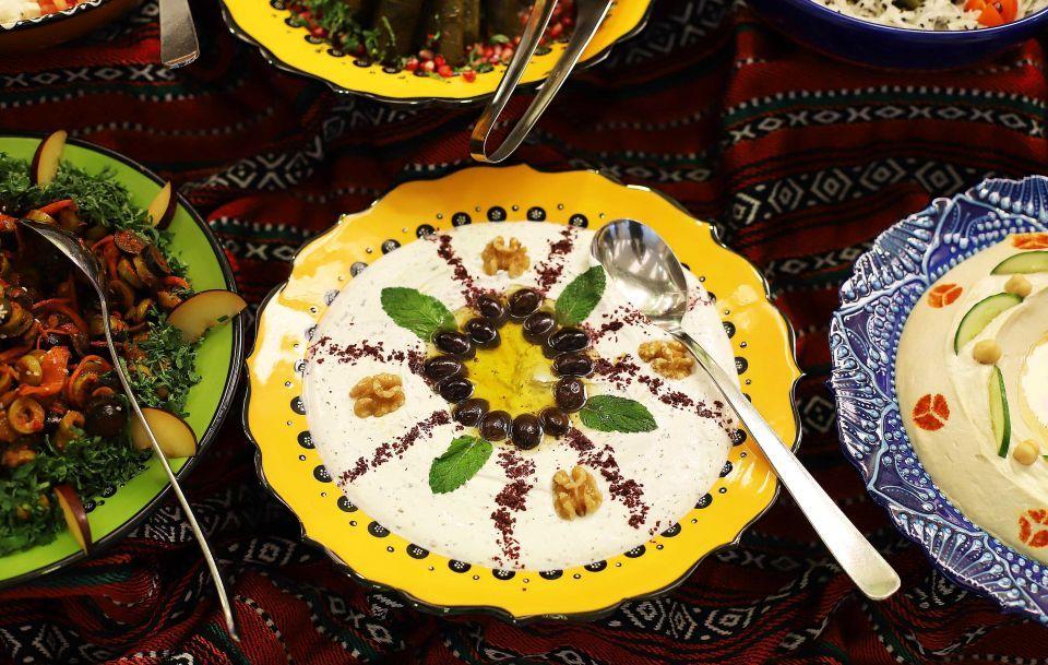 مذاقات عربية في فندق ماريوت داون تاون أبوظبي احتفاءً برمضان الكريم