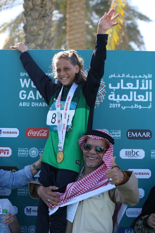 الألعاب العالمية منصة غيرت حياة رياضيين من السعودية