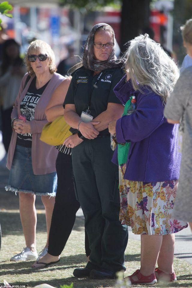 شاهد يوم ارتدت نساء نيوزيلندا الحجاب إشهارا للتسامح