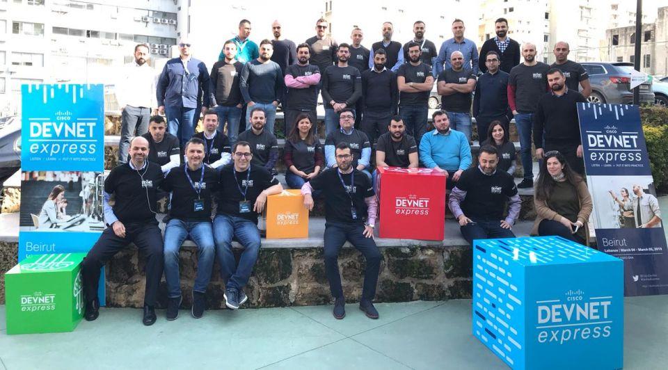 برنامج «سيسكو ديفنيت إكسبرس» في لبنان لتعزيز مطوري ومهندسي الشبكات