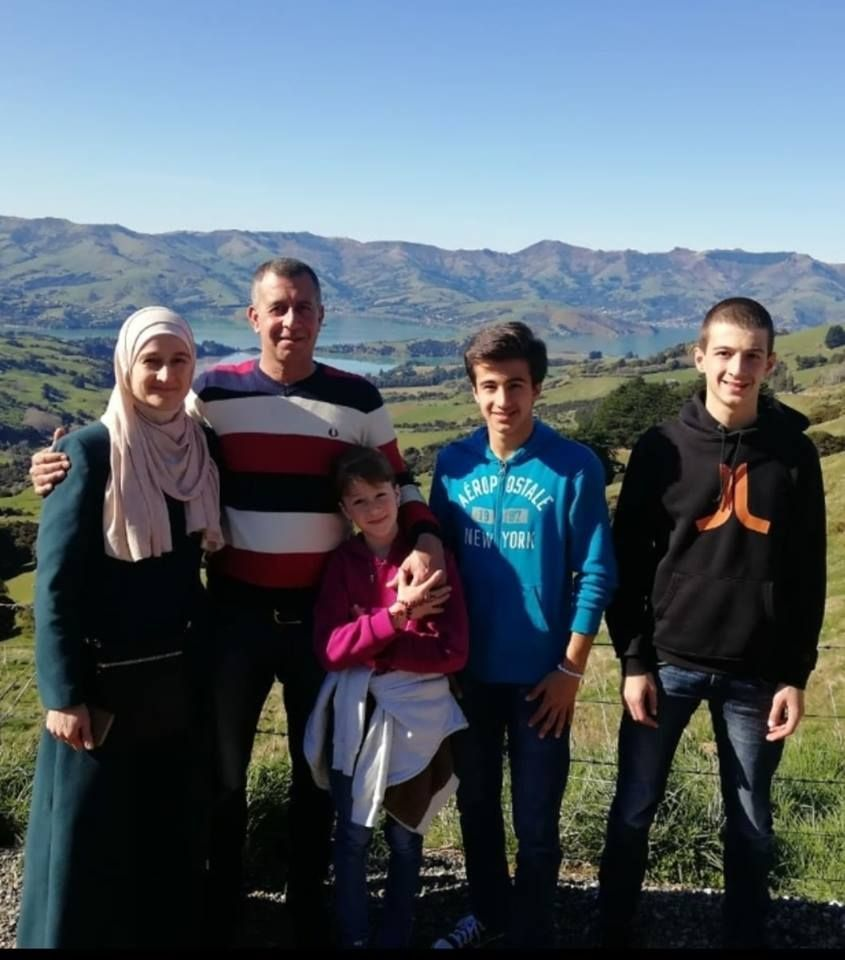 منزل هدية للاجئة سورية قُتل زوجها وابنها في نيوزيلندا