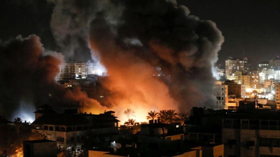 فشل نظام القُبّة الحديديّة الاسرائيلي باعتراض صاروخ أوقع ضحايا قرب تل أبيب