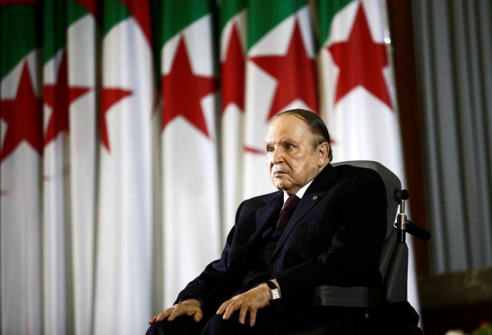 مصادر إعلامية جزائرية: بوتفليقة يستعد لإعلان استقالته