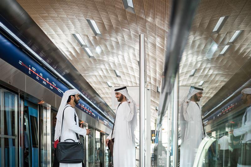 مؤشر سعادة المجتمع في طرق دبي يحقق نتائج بنسبة 89%