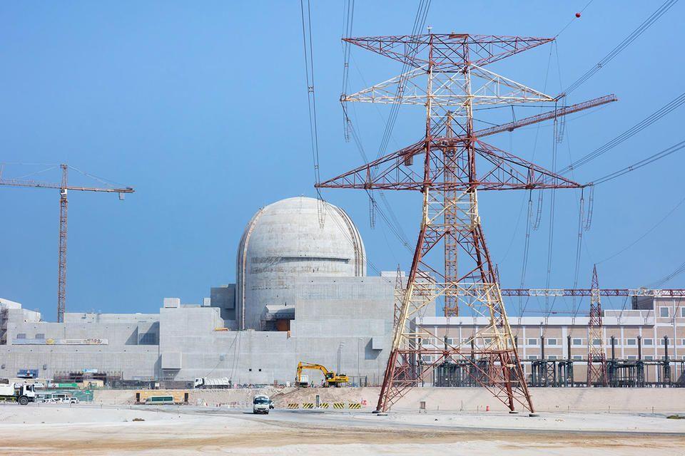 الإمارات: المحطة الثانية في براكة تجتاز مرحلة رئيسية من الاختبارات