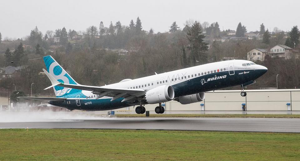 ترجيح موافقة  الإمارات على عودة طائرة بوينج 737 ماكس إلى الخدمة
