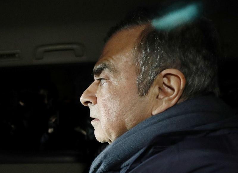بسبب قضية في سلطنة عمان، اعتقال كارلوس غصن للمرة الرابعة في اليابان