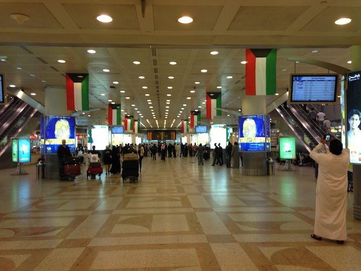 الكويت تضبط طردا يحوي مواد متفجرة بمطار الشحن الجوي
