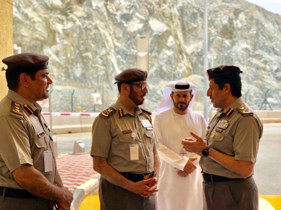 الإمارات: 35% زيادة في أعداد المسافرين عبر منفذ حتا الحدودي