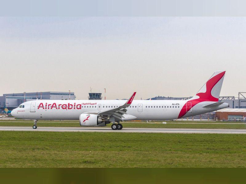 العربية للطيران تضم أول طائرة إيرباص A321neo LR إلى أسطولها