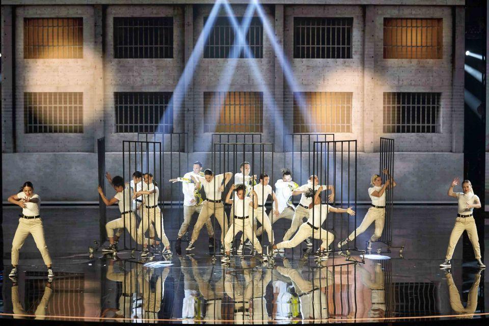 فريقا Human's و Duo Acrobat يتأهلان إلى نهائيات  Arabs Got Talent