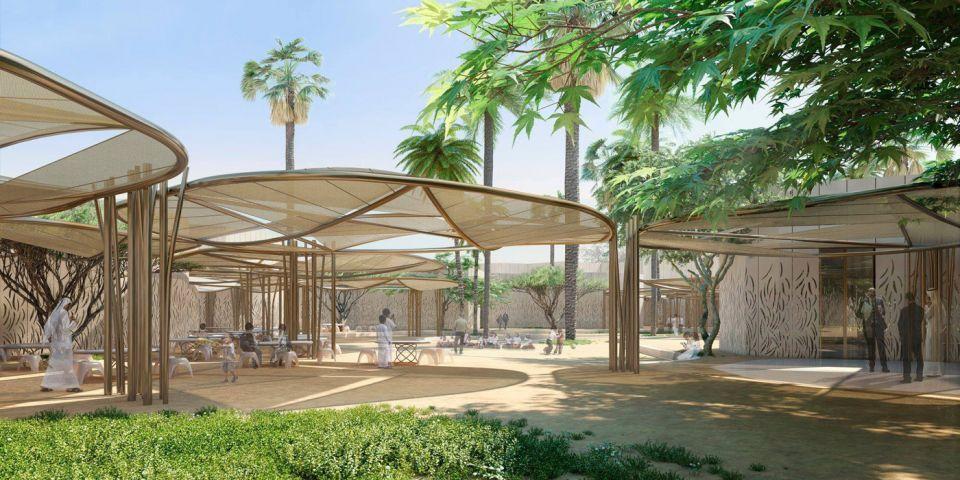 تحدي العمارة في التصميم اللائق لمدارس القرن الـ21