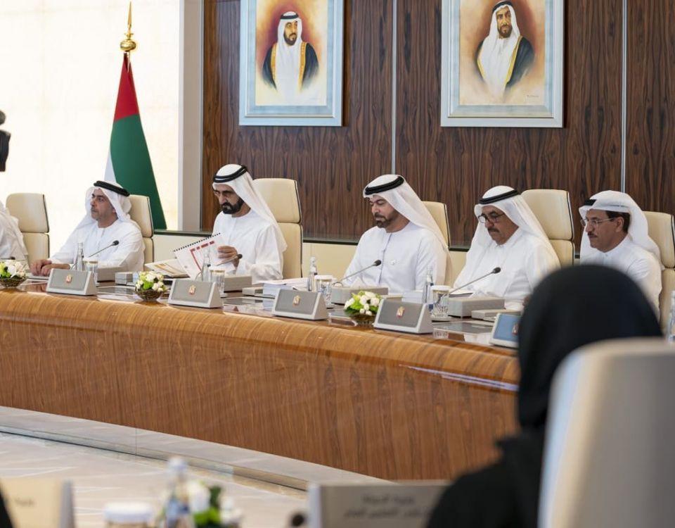 مجلس الوزراء يعتمد استراتيجية الإمارات الوطنية للذكاء الاصطناعي 2031