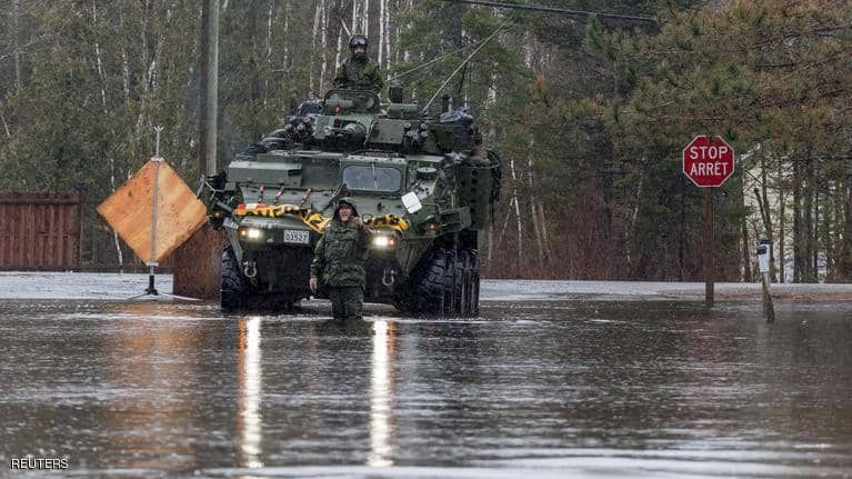 بعد الفياضانات .. كندا تعلن الطوارئ