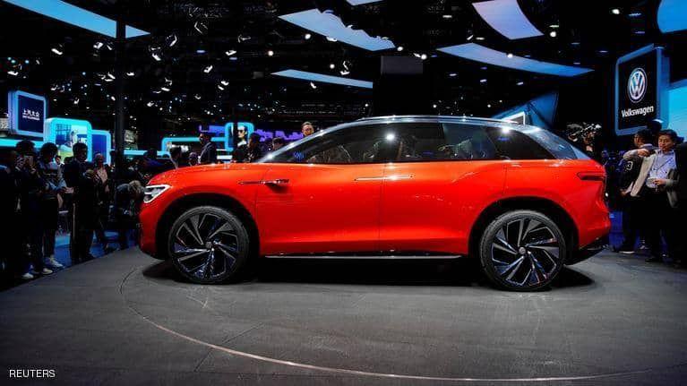 معرض شنغهاي يكشف إبداعات عالم السيارات