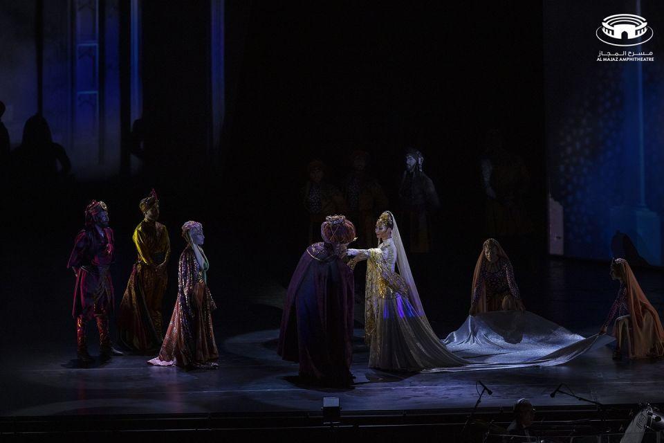 الأميرة فيروز تقطف رحيق المعرفة في ألف ليلة وليلة : الفصل الأخير
