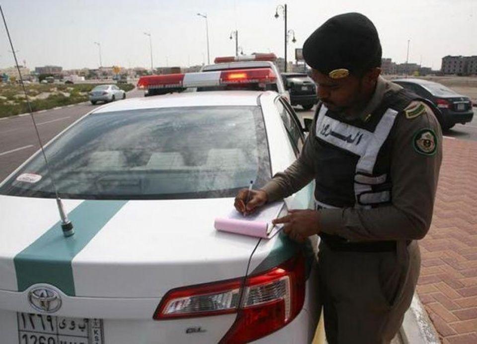 كم تبلغ غرامات تجاوز السرعة في السعودية؟