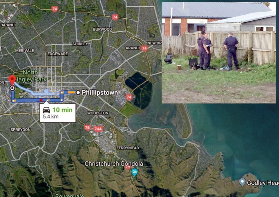نيوزيلندا اعتقال رجل وتفكيك عبوة ناسفة وذخيرة في مدينة مذبحة المسجدين