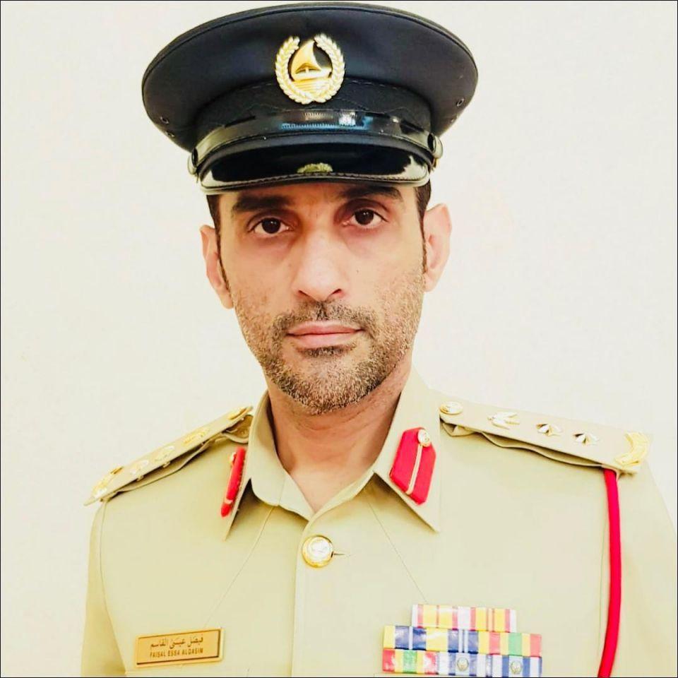 شرطة دبي تحيل رجل وامرأة للقضاء بعد انتشار فيديو لهما