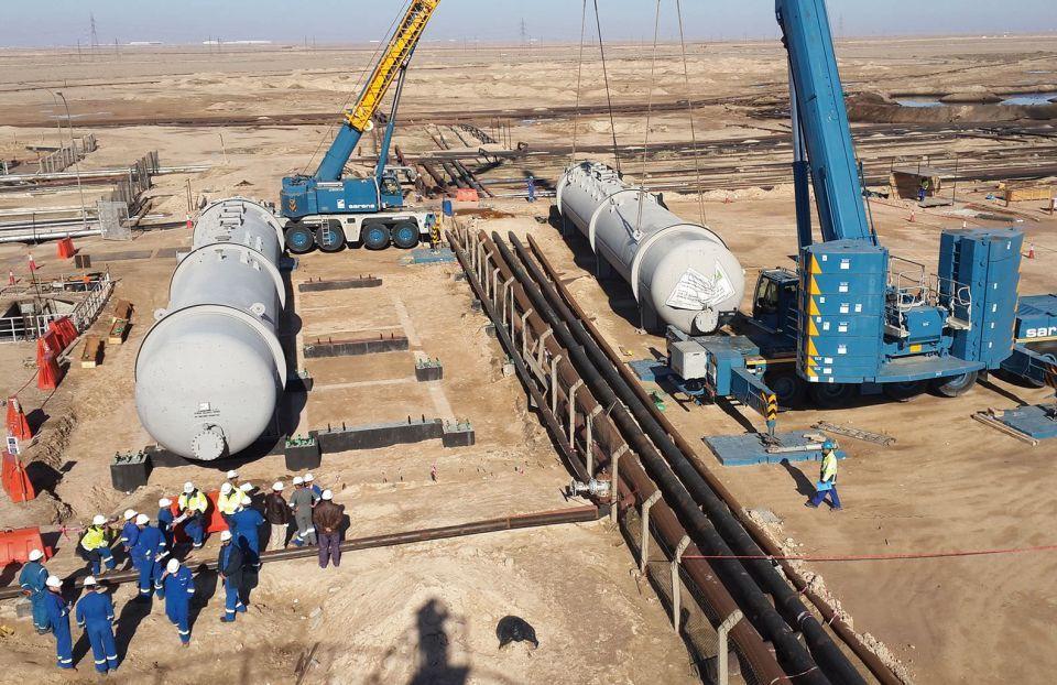 بي.بي: إنتاج أكبر حقل نفط في العراق بلغ 1.5 مليون برميل يومياً