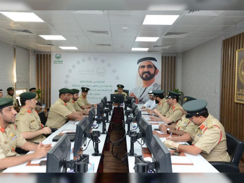 انخفاض مؤشر الوفيات بسبب الحوادث المرورية في دبي بنسبة 19%