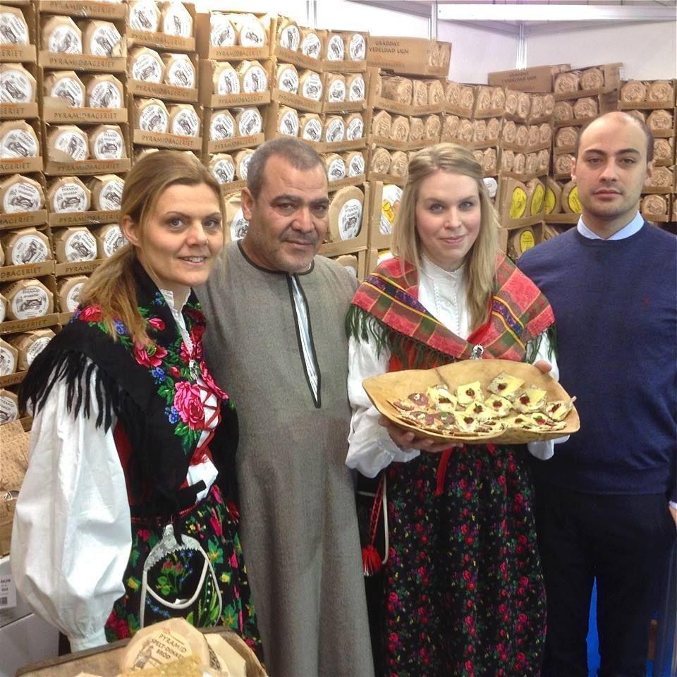 شاهد الخبز الصعيدي يغزو أوروبا