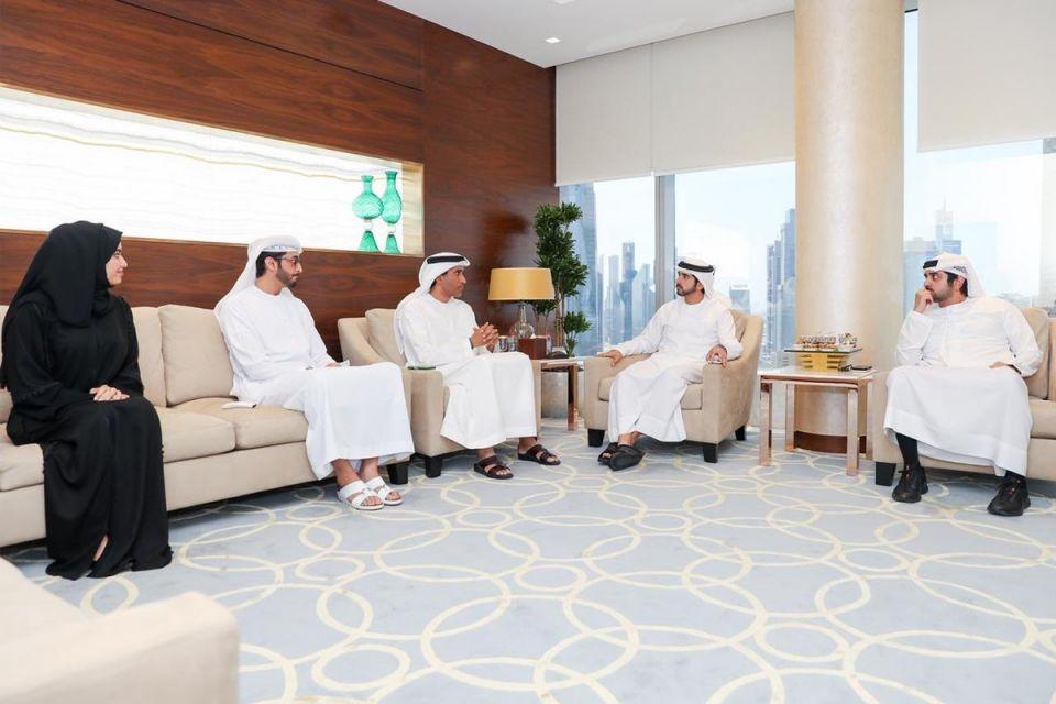 حمدان بن محمد يعلن نتائج دراسات سعادة موظفي ومتعاملي حكومة دبي