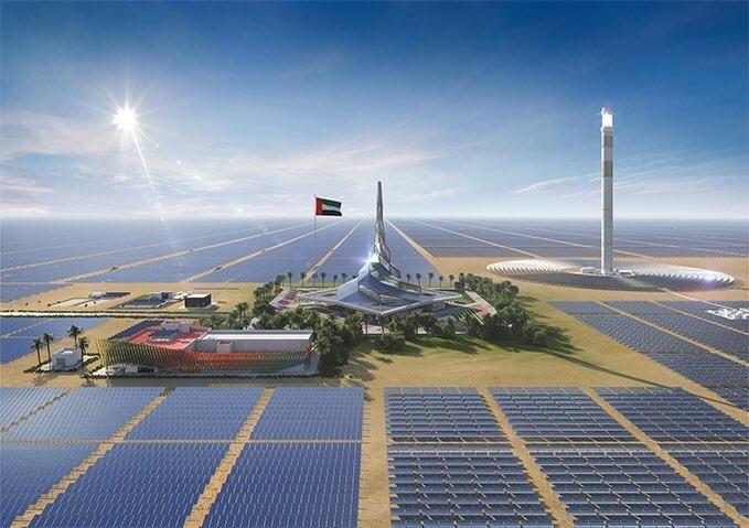 كهرباء دبي تضيف 600 ميجاوات من الطاقة النظيفة إلى شبكتها