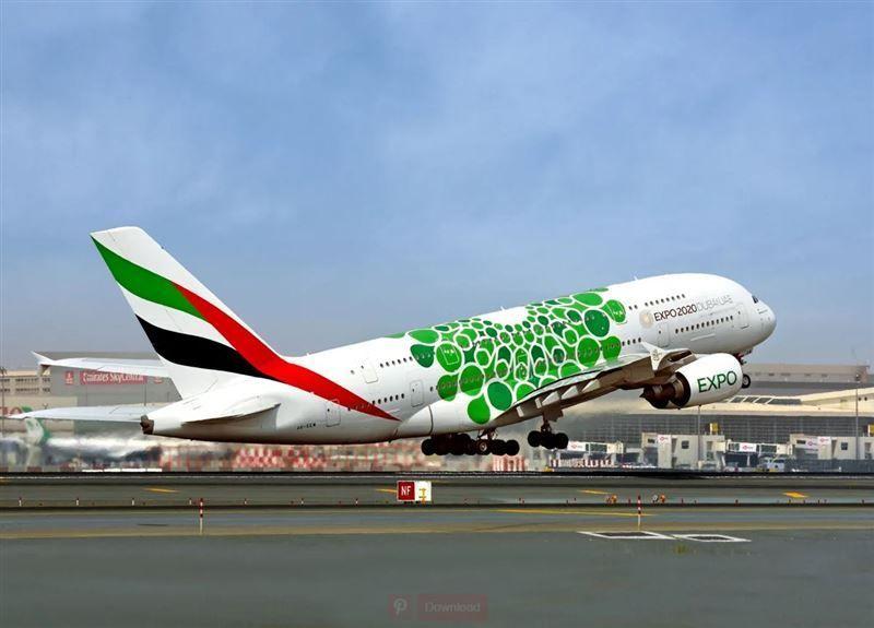 تصريح لطيران الإمارات حول إعادة تشغيل خط سوريا