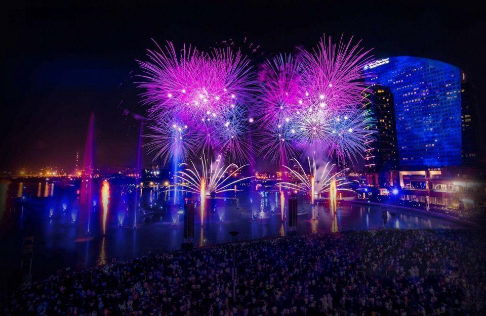 بالصور : العيد في دبي