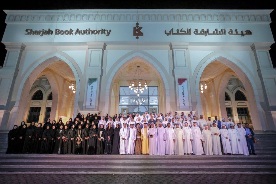160 كاتباً إماراتياً يوقعون إصداراتهم في «معرض الكتاب الإماراتي» بالشارقة